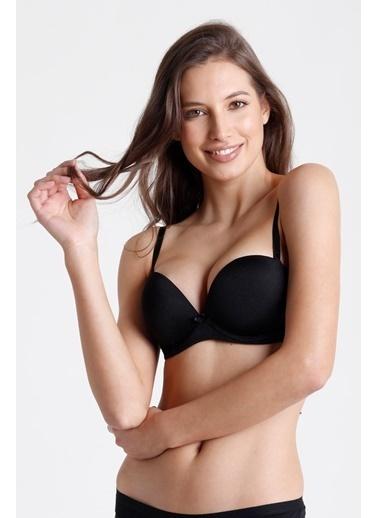 Penti Kadın Ten Wow Straplez  Sütyen PLWOSTSU14SK Siyah